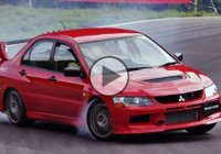 Mitsubishi EVO drifting like a Boss!!!