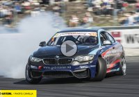 First drifting BMW M4 in the world!
