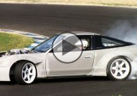 Francesco Conti tests his beastly 1000HP Nissan S13!