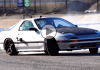 Mark Lenardon LS1 – powered Rx-7 unleashed!