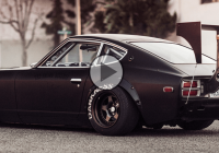 Riley Stair Datsun 260Z – What does this monster do best?