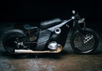 Revival's Astonishing BMW LANDSPEEDER Motorcycle!!