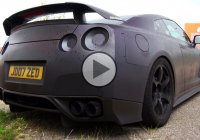 1400HP Nissan GTR introduces the craziest accelerations ever!