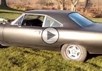 This 1970 Plymouth Road Runner has had the craziest engine swap!