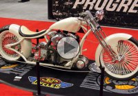 Extraordinary Custom Bike – Katie Washnoks' Pearl!!