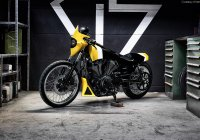 "Yamaha Yard Built – GS Mashin XV950 ""Ultra""!!"
