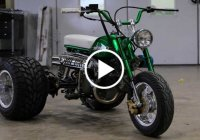 Hondo – The Amazing Mini Trike by Gas Monkey Garage!!