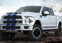 2016 Shelby F150 – The performance truck that we all want!