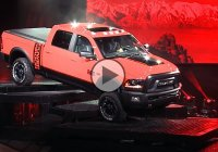 2017 Ram 1500 Power Wagon – The New Off-road Beast!