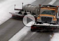 Tow Plow Action In Missouri – How Awesome Is This?