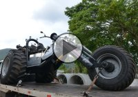 The Biggest Trike In The World – The Trikeasourus!!