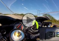 "Nitrous Hayabusa Insane Flyby At 218 Mp/h – ""Big Bertha"""