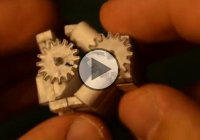 Tiny, Functional V8 Engine Made Almost Entirely Out Of Paper – Amazing!!