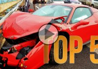 5 most epic fails with expensive cars!!!