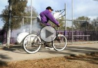 Bait bike – You will never try to steal a bike again!