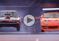 Filming Redline before it was Fast and Furious – Rare footage!