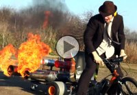 Jet drift trike – Ultimate fun and crazy ride!
