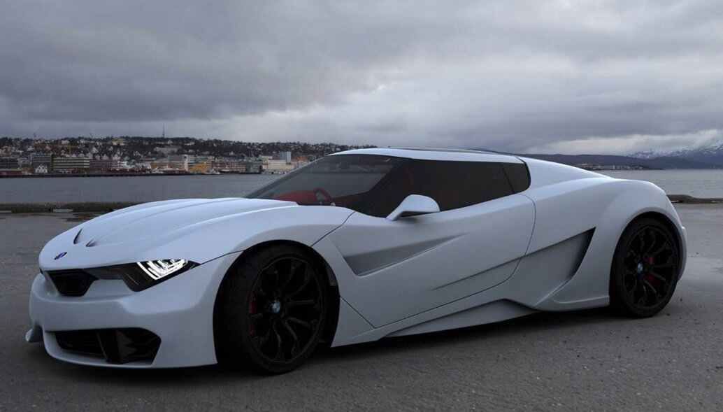 New Bmw M9 Bmw S Latest Super Car Concept