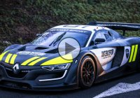 Renault Sport RS 01 Interceptor – The coolest cop car ever!