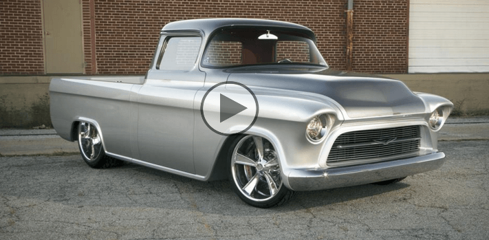 1957 Chevrolet QUICKSILVER pickup