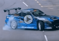 Insanely fast Nissan vs. Police EVO X – wildest police chase ever!