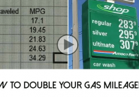 Increasing gas mileage is easy with these simple lifehacks!