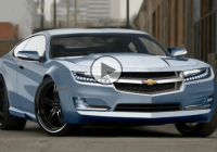 2017 Chevrolet Chevelle SS – All set for an epic comeback!