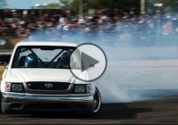 Toyota Hilux – Perfect drifting machine!!!