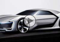 Volkswagen GT Ge – Meet Volkswagen's newest concept sports car!