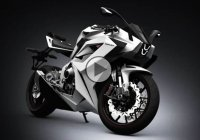 Lamborghini Motorcycle Concept Design – The Molot!