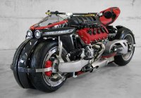 The Lazareth LM 847 – A Maserati-Powered Leaning Quad!