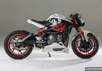 Kenstomoto Demolisher – A Custom Benelli TnT600 by Kenny Yeoh!
