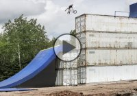 Drew Bezanson's Uncontainable – The Most Dangerous BMX Riding You've Ever Seen!!