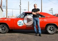 1969 Dodge Charger Daytona brought back to life!