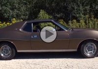 1971 AMC Javelin AMX 360, one of only 55 cars ever made!