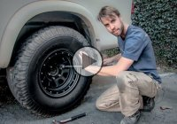 DIY – Removing A Locking Lug Nut Without The Key!