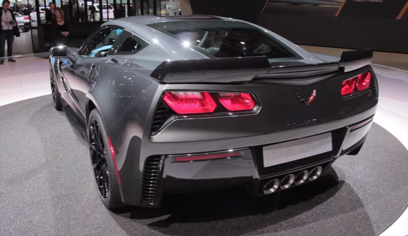 the 2017 chevrolet corvette grand sport is stunning. Black Bedroom Furniture Sets. Home Design Ideas