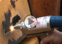 Rust Laser – Fastest And Safest Way To Remove Rust!