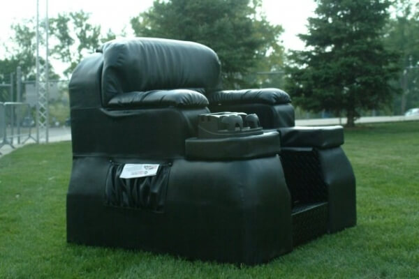 Jet Powered Recliner
