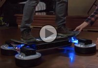 The Hendo Hoverboard 2.0 Looks Fun As Hell!