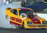 8000HP Funny cars drag racing – Embrace the power!