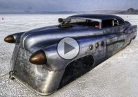 Bonneville Buick – This Buick straight 8 is the fastest one in world!