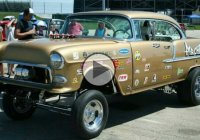 "1955 Chevy Bel Air Gasser ""Mr.Chevy""!"