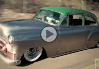 Dead End 1953 Chevrolet Bel Air with AccuAir Suspension! Sweet!