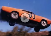 Every General Lee jump from the show The Dukes of Hazzard!