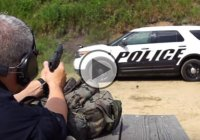 New Ford Police Interceptor ballistic testing!
