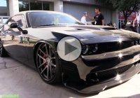 Hellaflush Dodge Challenger Hellcat – the first one ever?