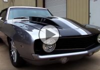 High Gear Customs' 1969 Camaro heading for SEMA's platinum lot!