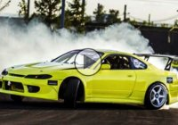 Mad Silvia S15 is drifting to its victory with Anton Trekhonin