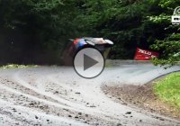 Mitsubishi EVO rally save is probably the best one in the world!